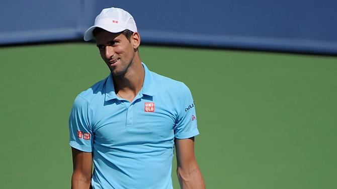 US Open - Djokovic: Tennis not my No. 1 priority any more