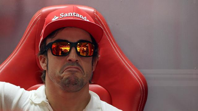 Formula 1 - Alonso not worried by memories of 2010