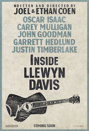 Exclusive poster reveal for 'Inside Llewyn Davis' (Photo: CBS Films)