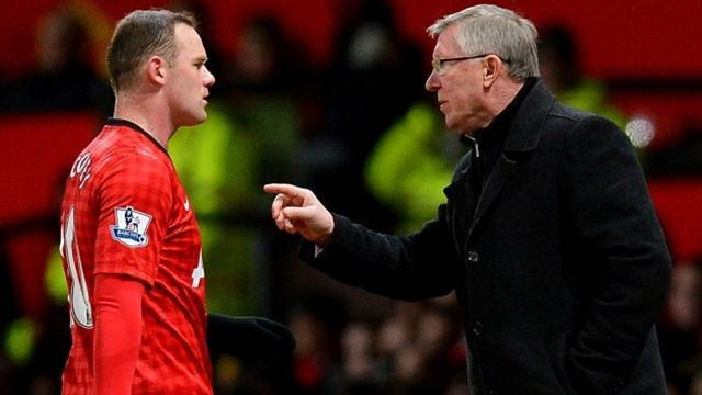 Premier League - Paper Round: Rooney staying now that Fergie's going
