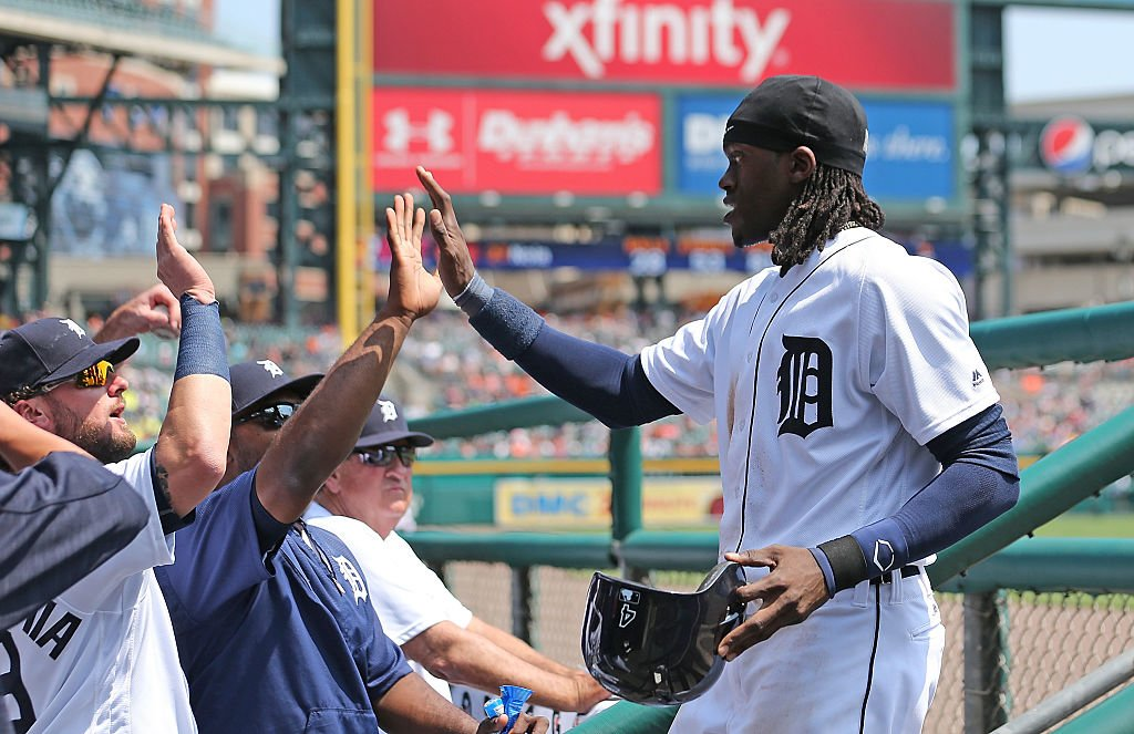 Cameron Maybin is among our experts' top options because he offers help in multiple categories (Getty Images).