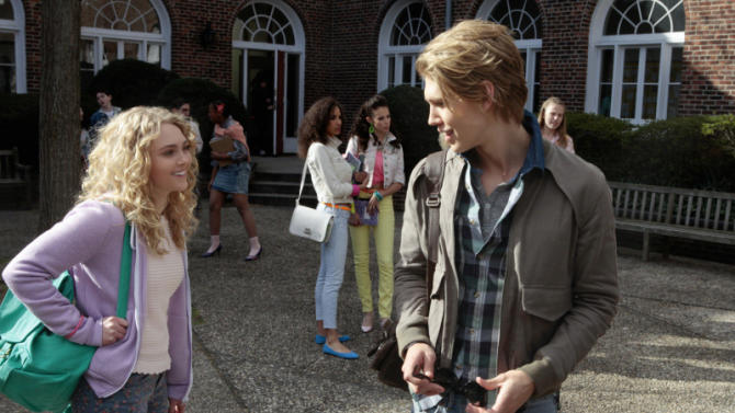 """""""The Carrie Diaries"""" -- """"Pilot"""""""