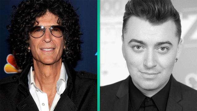 Sam Smith Responds to Howard Stern Calling Him Fat & Ugly