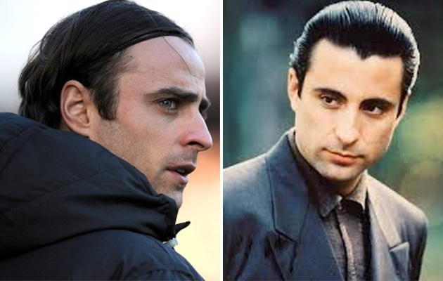 Sport's most incredible lookalikes
