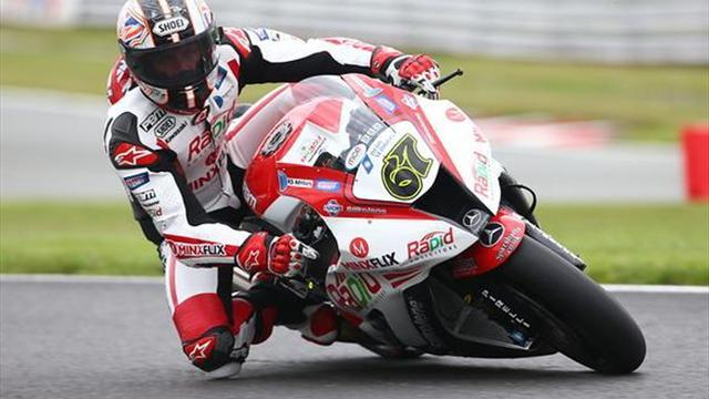 Superbikes - Oulton BSB: Byrne fastest in final free practice