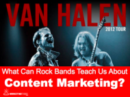 Content Marketing … 80′s Rock Band Style image Screen Shot 2013 07 07 at 1.14.28 PM 300x224