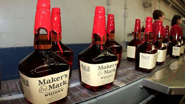 Maker's Mark Fields Complaints as Brand Lowers Proof