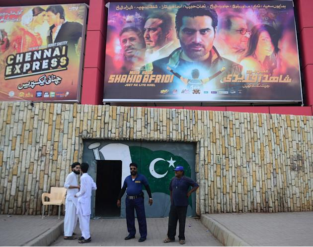 PAKISTAN-ARTS-CINEMA