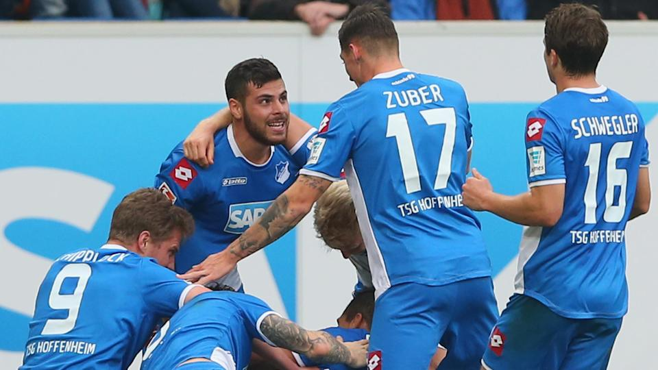 Video: Hoffenheim vs Paderborn