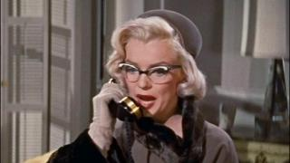 How To Marry A Millionaire: Glasses