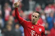 Ribery: Bayern are better than Barcelona and Real Madrid