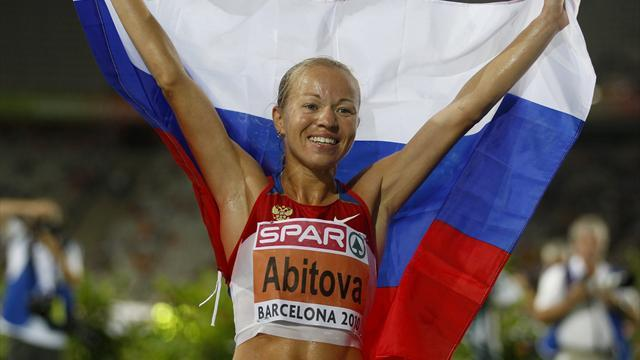 Athletics - Doping ban for former European champ Abitova