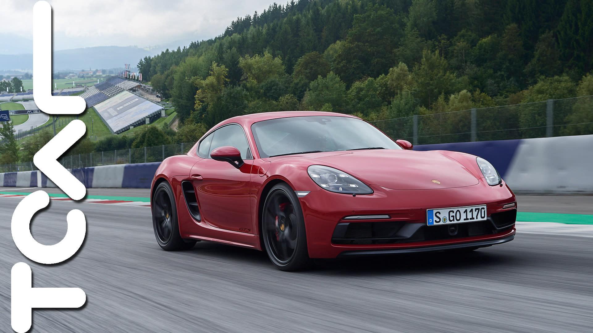 一次到位的樂趣選擇 Porsche 718 Boxster & Cayman GTS 海外試駕 - TCAR