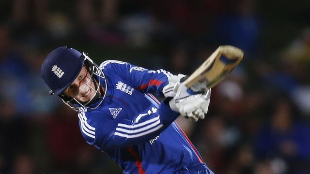 Cricket - England thrash New Zealand to win ODI series