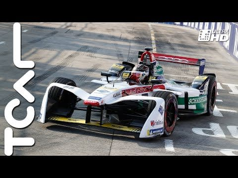 2017 Formula E香港站Audi Sport車隊貼身觀戰 賽事採訪 - TCAR