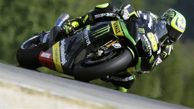 Motorcycling - Crutchlow to attempt return at Jerez