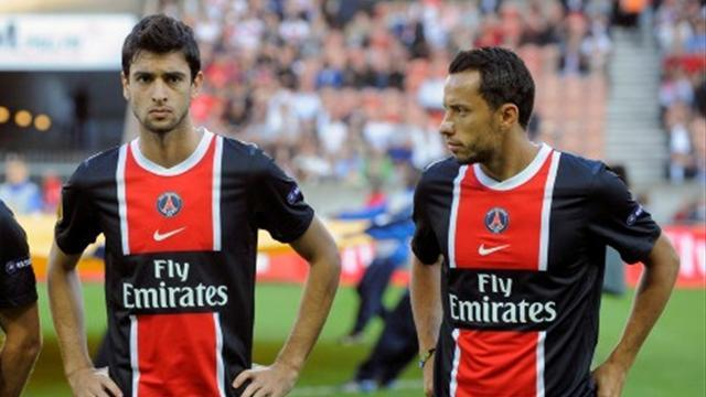 Ligue 1 - Ancelotti: Nene and Pastore to stay