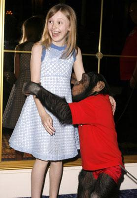 Dakota Fanning - Supporting Actress of the Year 2006 ShoWest Awards Las Vegas, NV - 3/16/2006