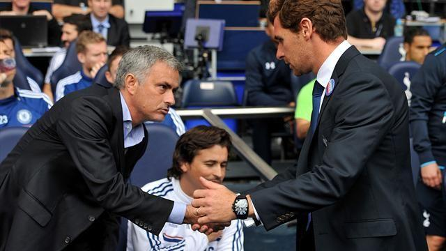 Premier League - Jose: I spoke with AVB after axe