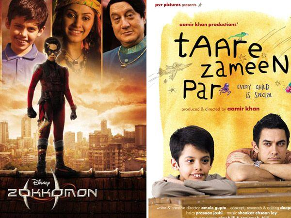 21 Bollywood Movies That Inspire Kids to Love and Learn
