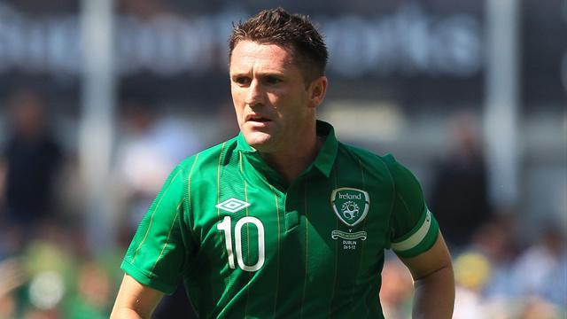 World Cup - Ireland captain Keane ruled out for Austria clash