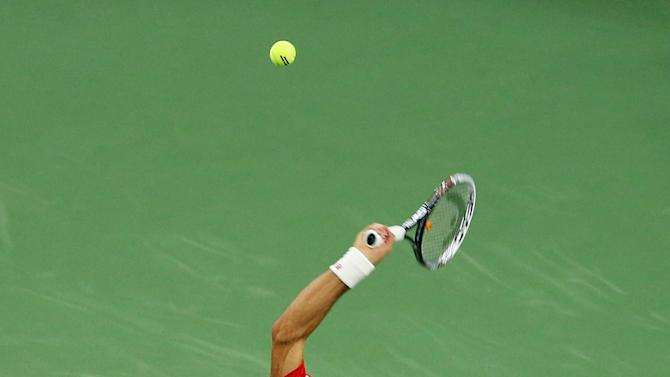 2013 Shanghai Rolex Masters - Day 3
