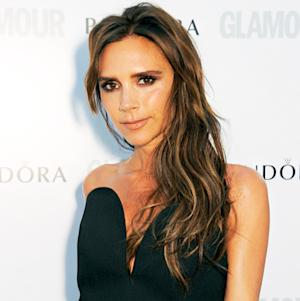 Victoria Beckham Ditches High Heels for $400 Flats for 2014 Fashion Week