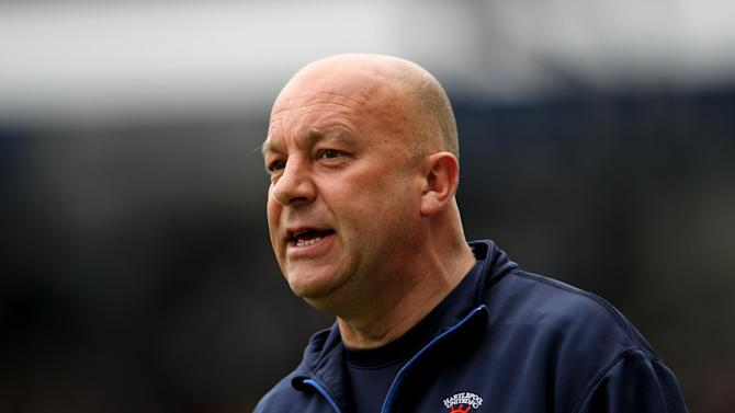 Neale Cooper stepped down as Hartlepool boss last month