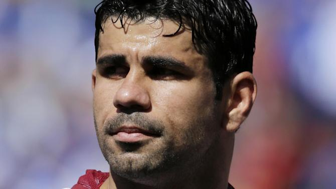 Premier League - Costa suggests he is on his way to Chelsea