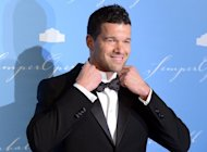 Former German football player Michael Ballack arrives at the 8th Semper Opera Ball 2013 in Dredsen, eastern Germany, on February 1, 2013. Ex-Germany captain Ballack confirmed Thursday he will hold a farewell game in Leipzig on June 5 with a host of stars set to attend, including Bastian Schweinsteiger and Jose Mourinho