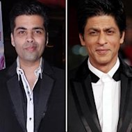 Karan Johar: 'Shah Rukh Khan is a part of my system'