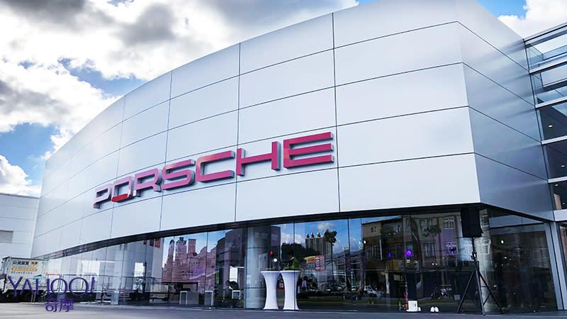 【新車圖輯】義美精神打造極致體驗!Porsche新北旗艦展示中心盛大開幕!