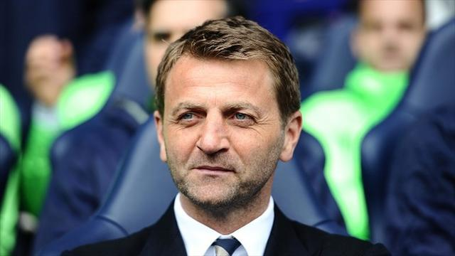 Premier League - Spurs urged to stick with Sherwood