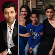 Parineeti Chopra, Alia Bhatt Share The Couch On Koffee With Karan To Prove They Are Friends
