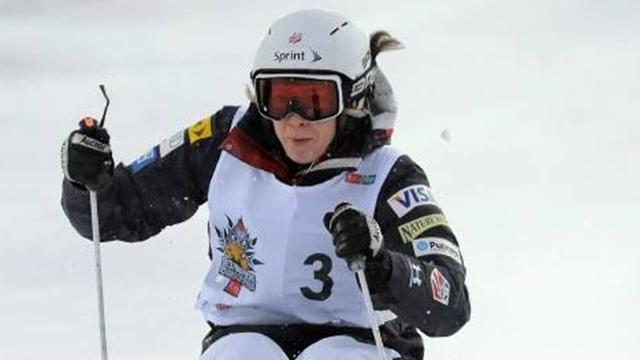Freestyle Skiing - Kearney takes freestyle moguls season opener