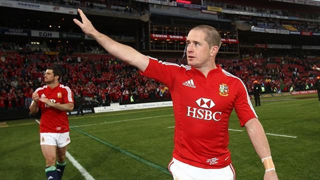 Lions Tour  - Williams: Wade 'a massive talent', could start Test