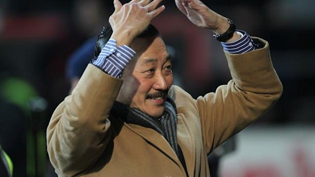 Cardiff City owner Vincent Tan (PA Photos)