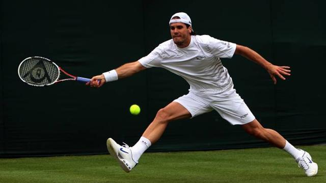 Wimbledon - Golden oldie Haas banking on lucky 13