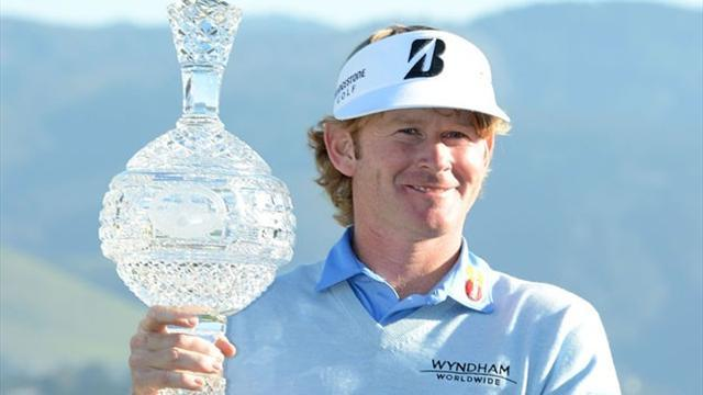 Golf - Snedeker aims for first WGC win at Firestone