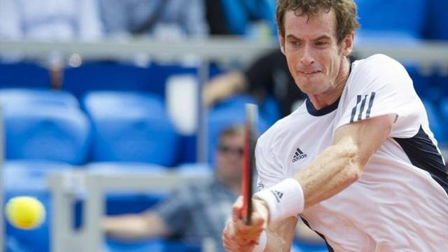 Davis Cup - Murray doubtful for doubles against Croatia