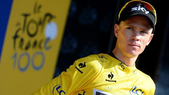 Cycling - Froome wins Velo d'Or award