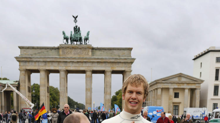 Germany Vettel