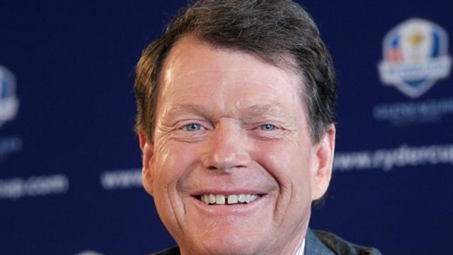 Ryder Cup - Watson names North as vice-captain for 2014 Ryder Cup