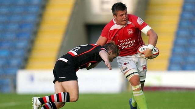 Premiership - Wasps sign Jackson from Welsh