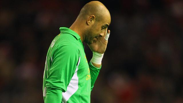 Premier League - Reina recovering well ahead of derby