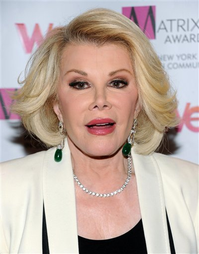 Joan Rivers / Foto: AP