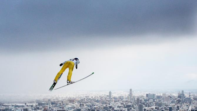 FIS Men's Ski Jumping World Cup Sapporo - Day 2