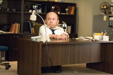Verne Troyer in Paramount Pictures' The Love Guru