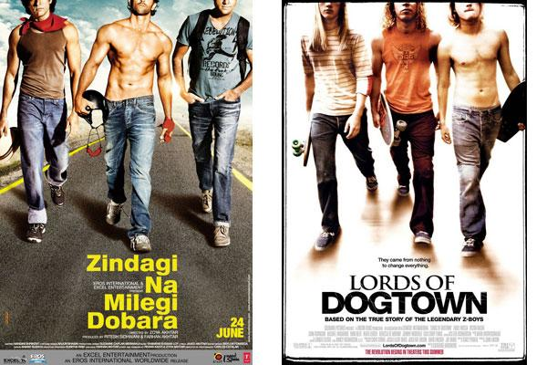 Im-poster! Bollywood caught red-handed