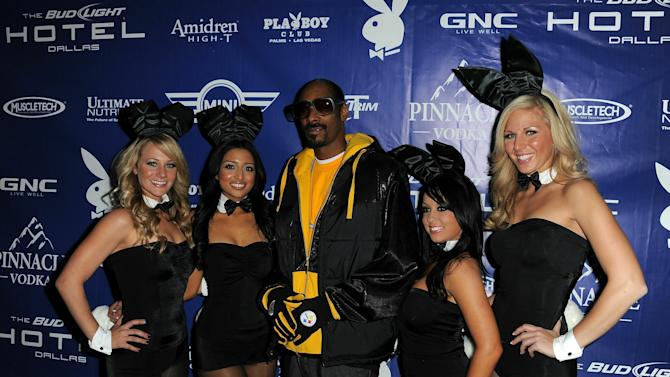 Bud Light Hotel Hosts The Playboy Party With Performances By Snoop Dogg, Warren G And Flo Rida